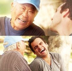 Nick and Tran still nowhere close to having as great of a bromance as Shawn and Gus❤️