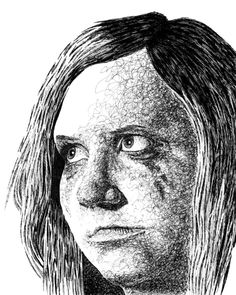 Girl Drawing Images, Art Drawings, High School Art, Middle School Art, Drawing Skills, Watercolor Portraits, Art Lessons, Mark Making, Portrait Art