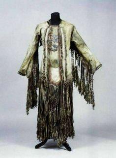 Phobs,heh. — 1-2: Buryat shaman costume 3-4: Evenks shaman...