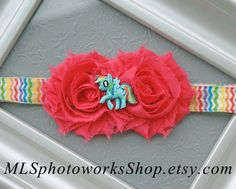 Hey, I found this really awesome Etsy listing at https://www.etsy.com/listing/175789968/rainbow-dash-birthday-headband-my-little