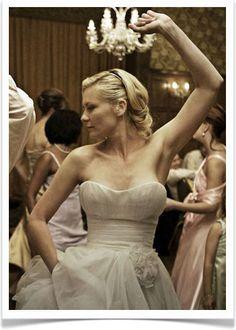 """Kirsten Dunst in """"Melancholia"""" by Lars Von Trier."""