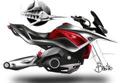 motorcycle sketch - Поиск в Google