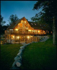 Tomahawk Log Homes