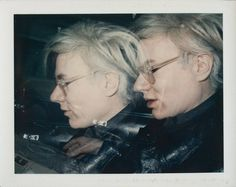 Andy Warhol, 1970 © The Andy Warhol Foundation for the Visual Arts, Inc.