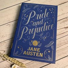 Book Cover Design, Book Design, Pride And Prejudice Book, Jane Austen Movies, Book Aesthetic, Classic Books, Classic Collection, The Book, Great Gifts