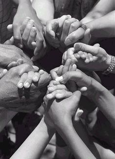 JOIN HANDS AND PRAY