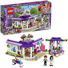Lego Design, Lego Girls, Toys For Girls, Legos, Art Café, Lego Friends Sets, Harry Potter Games, Lego Toys, Lego Lego