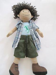 Groovy Girls Jarrett Boy Doll Retired 13 in Manhattan Toy (03/30/2014)
