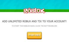 http://robloxonlinegenerator.com  This is a working unlimited generator tool for Roblox which enables you to add as many Robux and Tix' to your account in a few minutes.