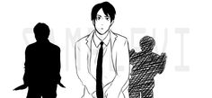 BTS Eren and Levi GIF by samplevi