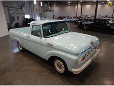 1963 Ford F100 O'Fallon Illinois - FossilCars.com