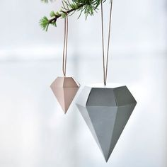 moksha.hu   Karácsony: skandináv papír és fa karácsonyfadíszek   http://www.moksha.hu