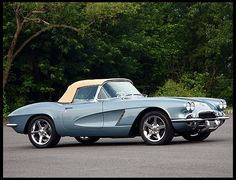 1962 Chevrolet Corvette LS2, 6-Speed