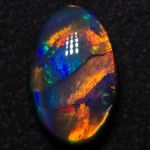 World's best black opal from Australia Best Black, Top Top, Australian Opal, Black Opal, Gems And Minerals, Opals, Fossils, Gemstones, Gems