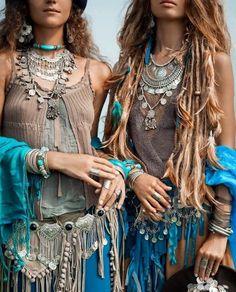 Gypsy never looked so good!! Boho Style