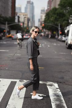 Utility Jumpsuit | trend report on blogandthecity.net