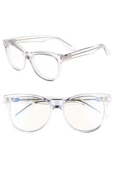 5a02b1c7a49b Wildfox  Catfarer Spectacle  53mm Optical Glasses available at  Nordstrom  Quay Australia