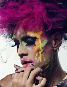 Raja Gemini - Applause inspired look Raja Gemini, Baby Queen, Drag King, Real Queens, Queen Fashion, Rupaul Drag, Club Kids, Amazing Women, Beautiful Women