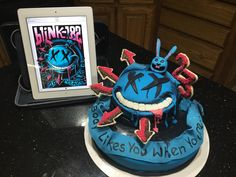 Blink 182 anniversary / nobody...23 birthday