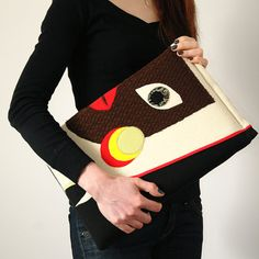 Handmade designer fabric covers 15 inch laptop Macbook by getskin, zł99.00