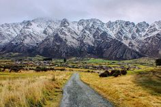 another day, another photo of Queenstown New Zealand, Mountains, Day, Nature, Travel, Instagram, Naturaleza, Viajes, Trips