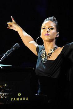 Yamaha Piano Raises $200K at Alicia Keys' Black Ball Charity Event