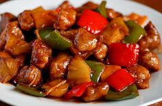Мясо по Тайски. Классический рецепт