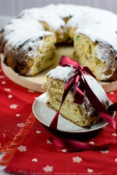 Christmas Stollen | Juls' Kitchen