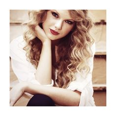 Taylor Swift icon by Andrea(: ❤ liked on Polyvore featuring taylor swift, celebrities, icons, taylor and pictures