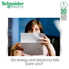 Do energy and electricity bills scare you? Do you want to stop paying extra for energy? Do you want to give back to nature? Meet us at the Xperience Efficiency Yatra 2013 to know how! Know more here www.schneider-electric.com