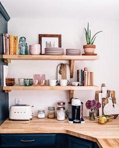 Decoration Appartement - Bright Idea - Home, Room, Furniture and Garden Design Ideas Kitchen Decor, Kitchen Inspirations, Sweet Home, Decor, House Interior, Home Kitchens, Kitchen Design, Kitchen Remodel, Home Decor