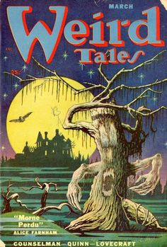 weird tales magazine lovecraft - Google Search