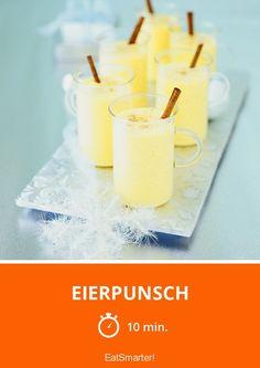 Eierpunsch - smarter - Zeit: 10 Min. | eatsmarter.de