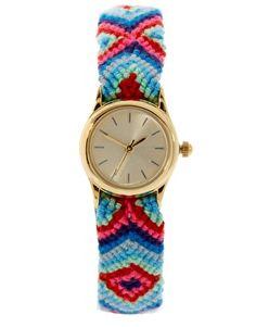 Enlarge ASOS Friendship Bracelet Watch