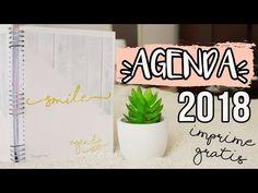 AGENDA 2018 Descárgala GRATIS - Conócela a detalle// BigCrafts - YouTube