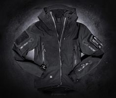 Stealth Hoodie LT Jacket by Triple Aught Design