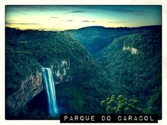 Parque do Caracol (Park of the Snail) It is the main attraction of the park. Its located 7 km...