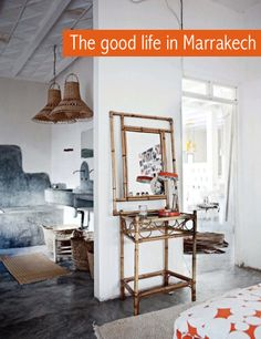 French By Design: Summer Series : The good life in Marrakech