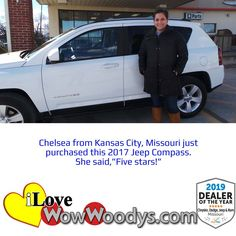 Woody's Automotive Group offers a large selection of new and used vehicles for sale in Chillicothe, near Kansas City, MO.