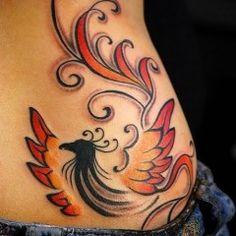 phoenix tattoo. My next tattoo!