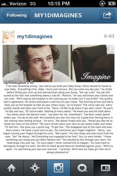 I still dont kno why I'm following @my1dimagines bc every time I read one of their imagines I just ball my eyes out. For hours. Bc of one Imagine.