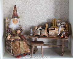 Schloesser Miniature Dolls