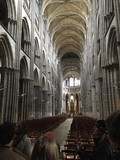 Rouen Cathedral, France - photo by J.Maynard