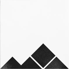 Geometric mountain squares