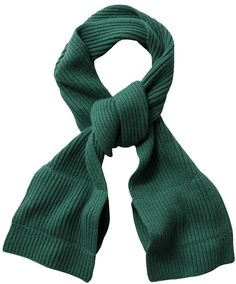 Stella McCartney Kids fisherman scarf    Alpaca wool blend rib scarf with pockets at edges.