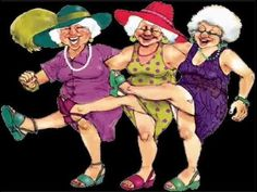 Animated Gif by anitanna anitanna Old Lady Dancing, Funny Old People, Funny Emails, Art Impressions Stamps, Dance Paintings, Country Girl Quotes, Cartoon People, Magic Eyes, Beautiful Gif