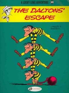 Lucky Luke 30: The Daltons' Escape