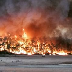 The Waroona Fires - What we know so far and links to resources