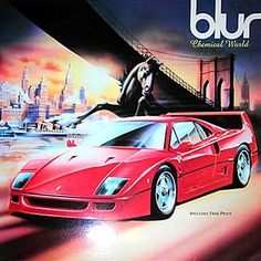 Blur - Young & Lovely (B Side to Chemical World 1993)