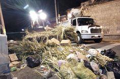 Tras Día de Muertos, la Secretaría de Servicios Públicos Municipales del Ayuntamiento de Morelia reforzó su operativo de limpieza en los camposantos del municipio – Morelia, Michoacán, 03 de noviembre ...